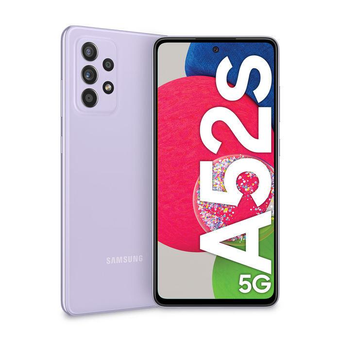 Samsung Galaxy A52s 5G 128GB Violet Dual