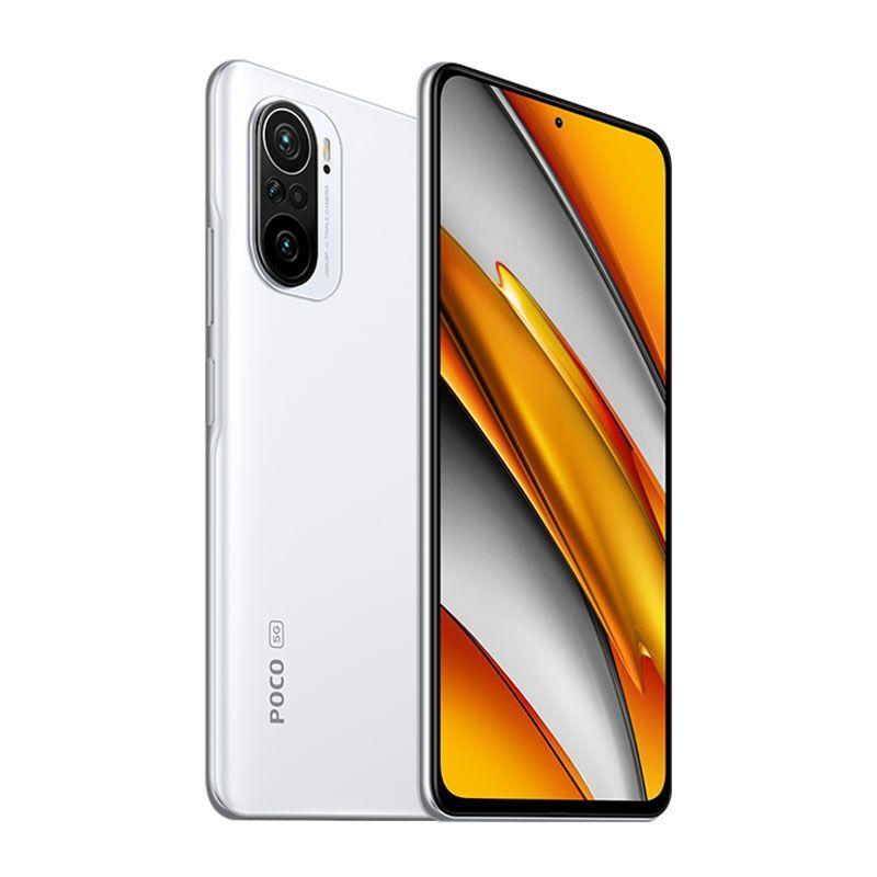 Xiaomi Poco F3 6+128 White Dual