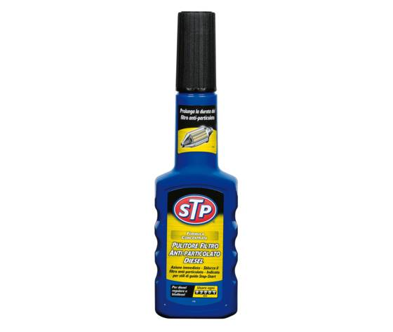 STP Additivo  Pulitore Fap Filtro Antiparticolato Diesel 200ml Abilitato Stop-Sta