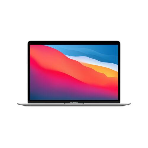 Apple nb macbook air 13 m1 chip 8 core gpu 7 core 256gb ssd 13 silver