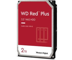 WESTERN DIGITAL hard disk 3,5' sata wd20efzx da 2tb, caviar red plus, sata iii, 64mb di cache