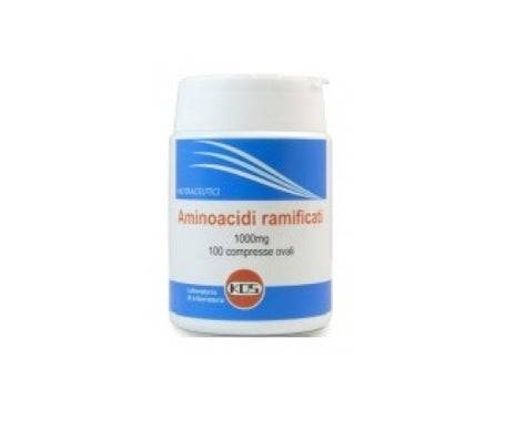 kos aminoacidi ramificati 100cpr