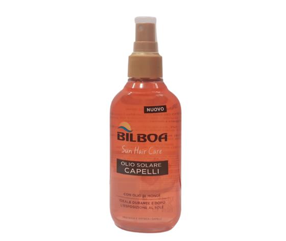 Sun Hair Care,Olio Solare Per Capelli Con Olio Di Monoì,Ideale Durante Dopo L'Esposizone Al Sole Bilboa-Ccod.1431