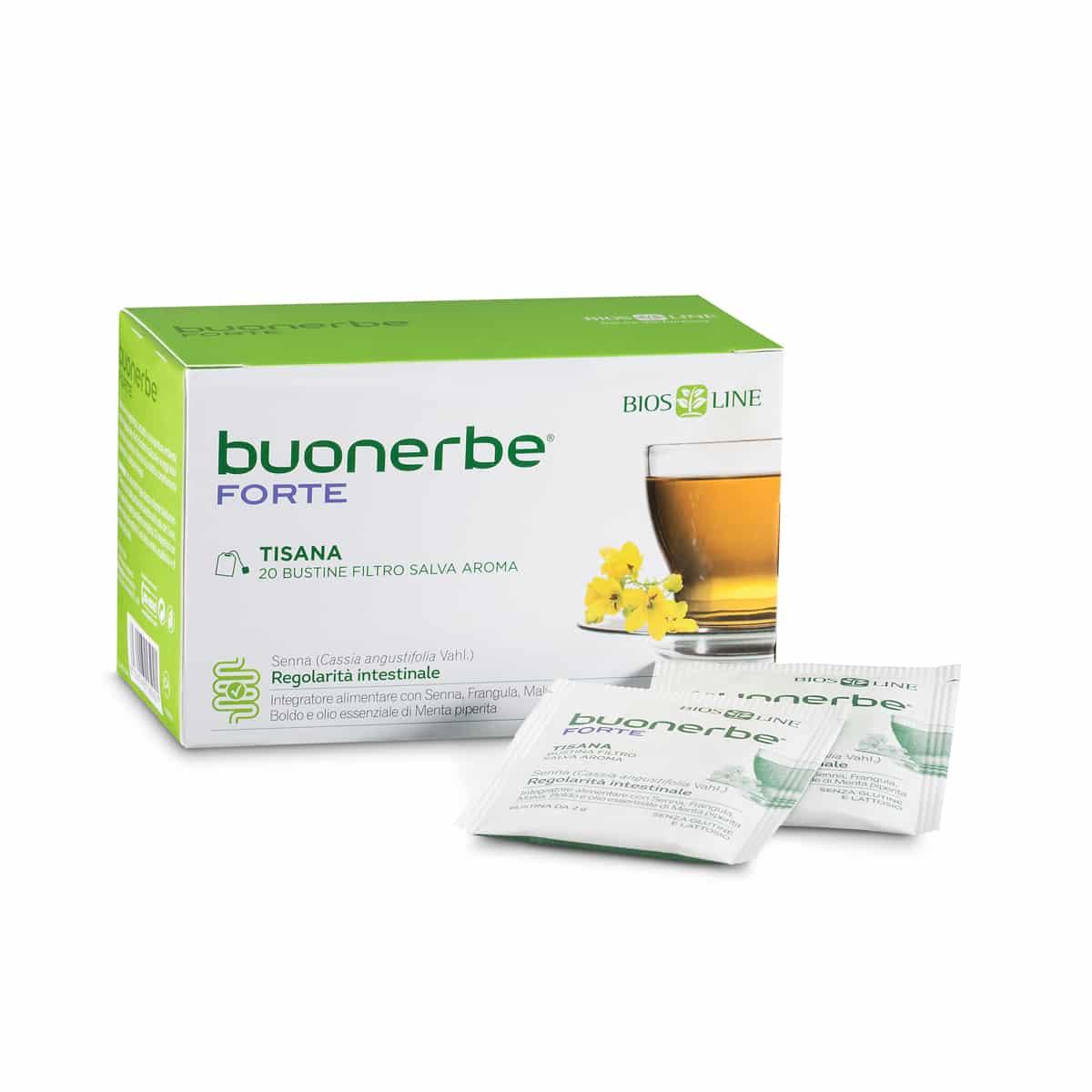 Bios Line Buonerbe Tisana Forte Bios Line