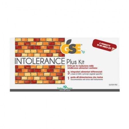 Prodeco Pharma Intolerance Plus Kit-3 Integatori1 Guida All'Alimentazione