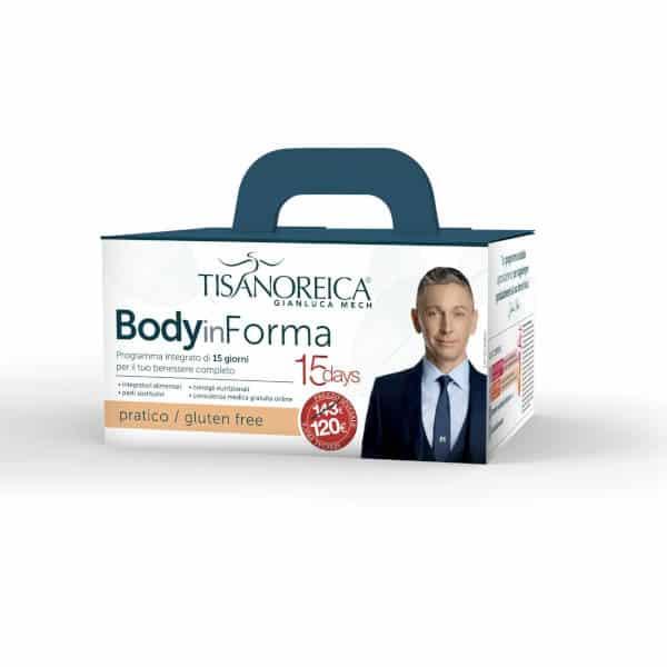 Tisanoreica Kit 15 Giorni Body In Forma