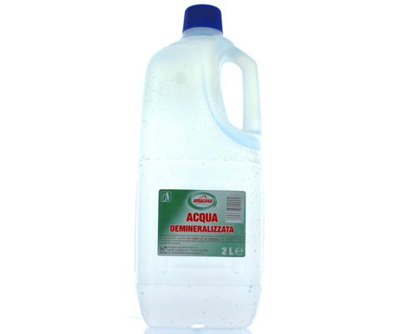 Acqua Demineralizzata Lt 2