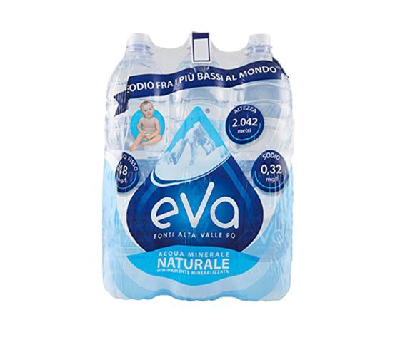 Acqua Eva Naturale Lt.1,5
