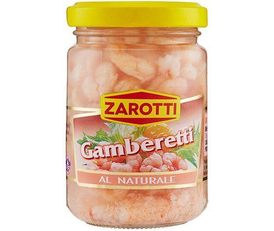 Gamberetti Vaso Gr 140 Zarotti