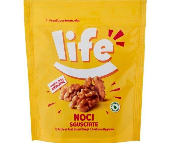 Noci Sgusciate Life Gr.200