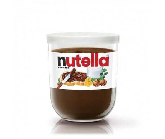Nutella Bicchiere Ferrero G200