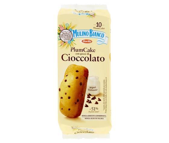 Plumcake Gocce Di Cioccolato M.Bianco X10