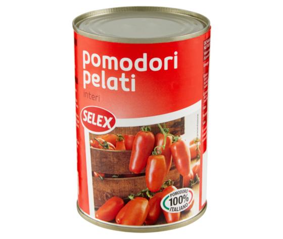 Pomodori Pelati Selex 400