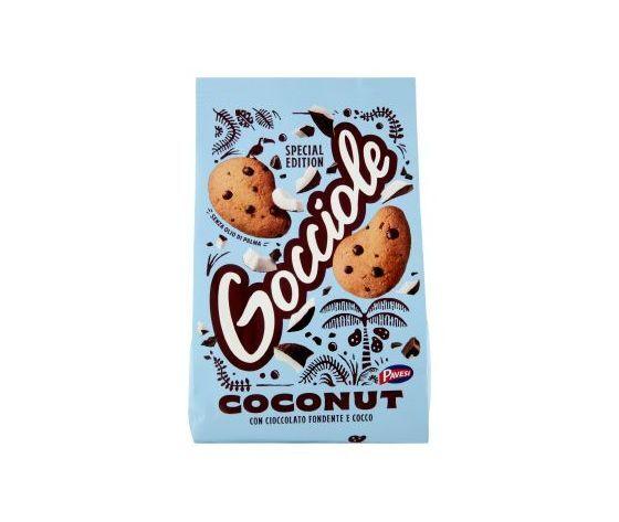 Gocciole Pavesi Coconut 320 Gr