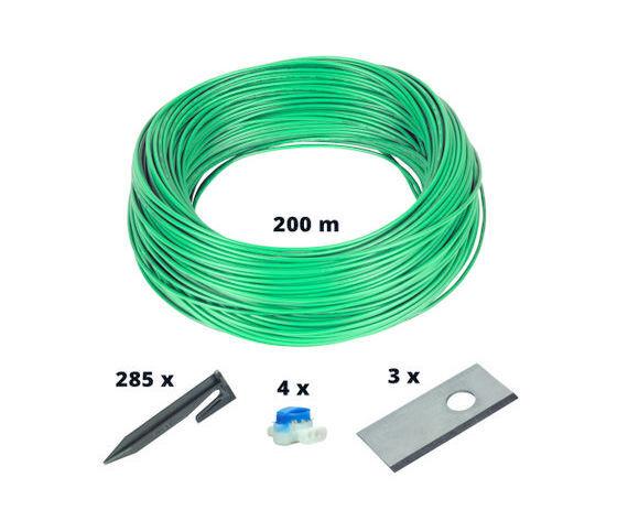 einhell kit cavi e picchetti per 1100 mq per freelexo