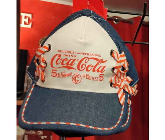 Coca Cola Cappello