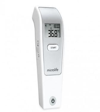 COLPHARMA Termometro Frontale Microlife No Contact Nc150