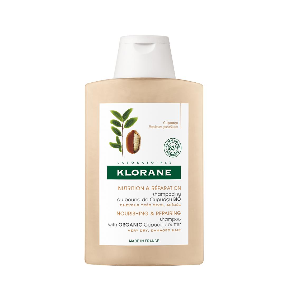Klorane Shampoo Al Burro Di Cupuaçu Capelli Molto Secchi O Rovinati 200 Ml