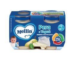 Mellin Mer Yogurt Pera 2x120g