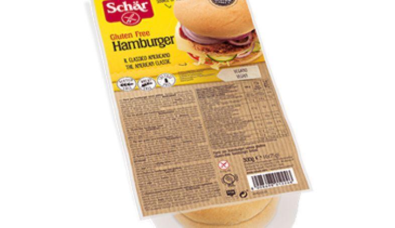 SCHAR Panini Per Hamburger Senza Glutine 300G