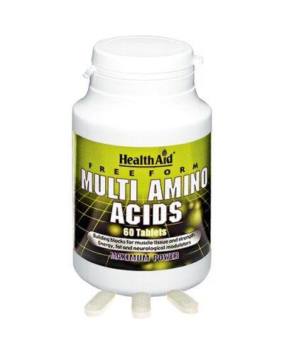 aminoacidi ramificati 60cpr