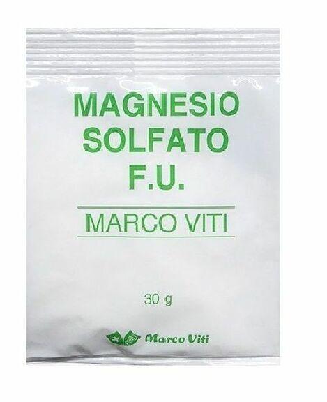 marco viti magnesio solfato lassativo 30 g