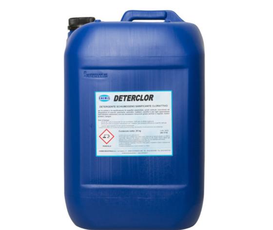 Deterclor Candeggina Gel 5 Kg