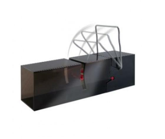 trappola a tunnel per topi