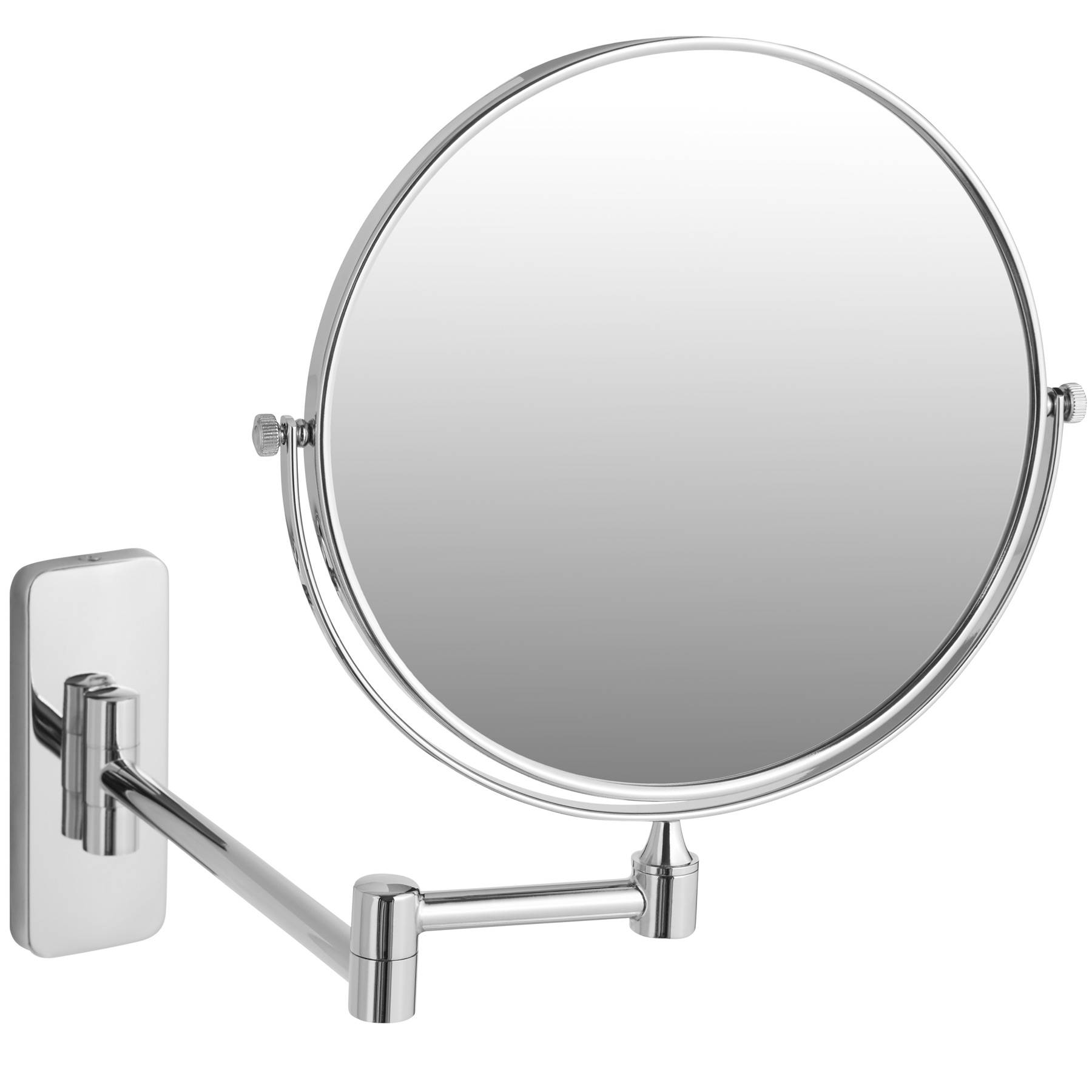 tectake Specchio cosmetico - ingrandimento 10 x