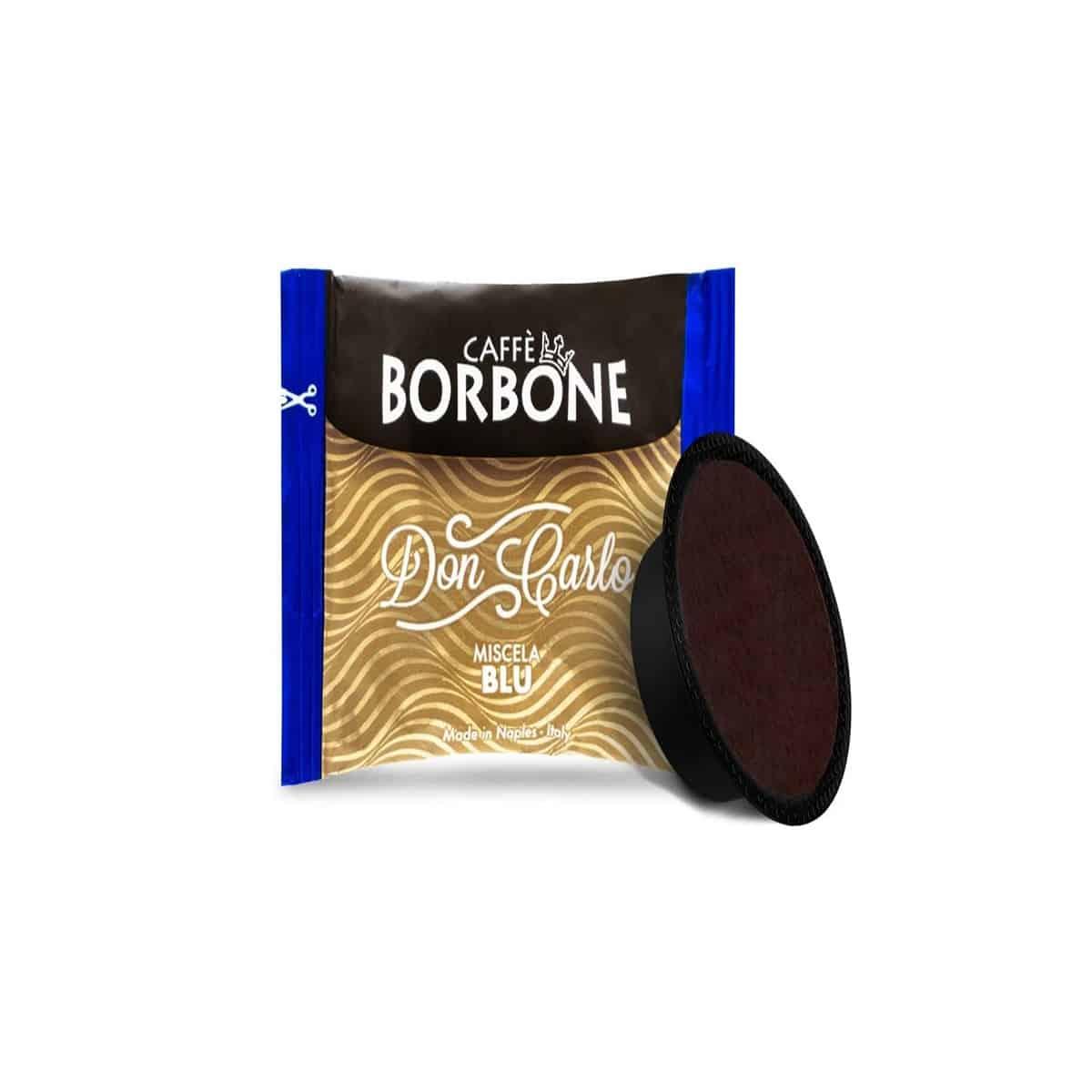 Rocard Caffè Borbone - Linea Don Carlo - Miscela Blu 700 Capsule
