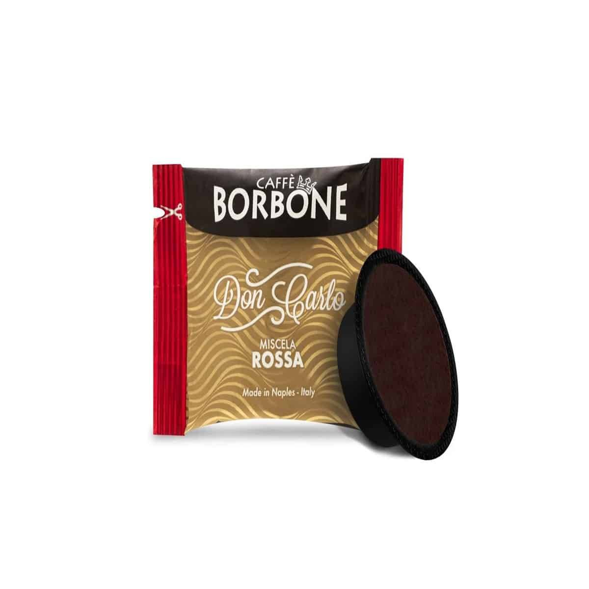 Rocard Caffè Borbone - Linea Don Carlo - Miscela Rossa 400 Capsule