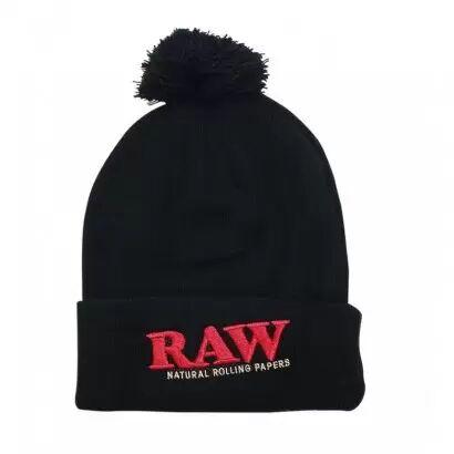 """Raw Berretto """"Raw"""" nero"""