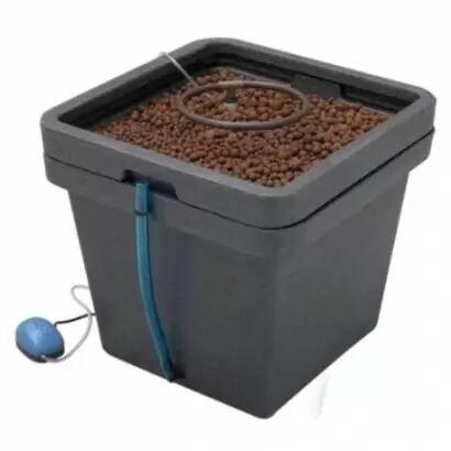 general hydroponics waterfarm sistema idroponico ad argilla espansa 1 pianta