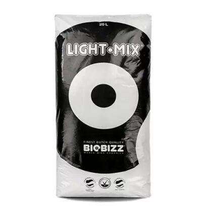 biobizz terra biobizz light mix 20 l