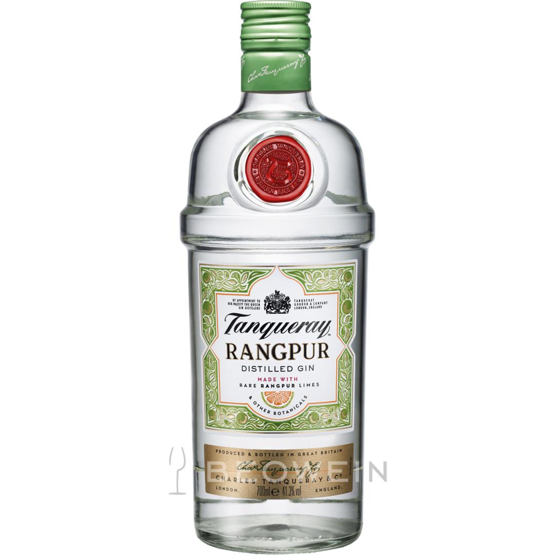 Tanqueray RANGPUR Distilled Gin 41,3% Vol. 1l