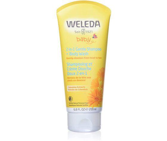 WELEDA Baby Calendula Babywash & Shampoo