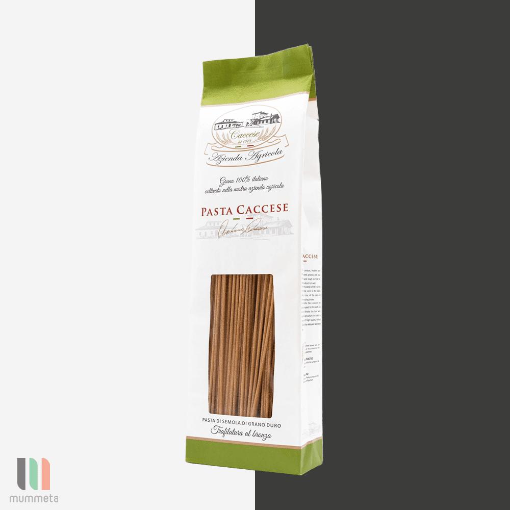 Azienda Agricola Caccese Spaghetti integrali 500g Pasta Caccese