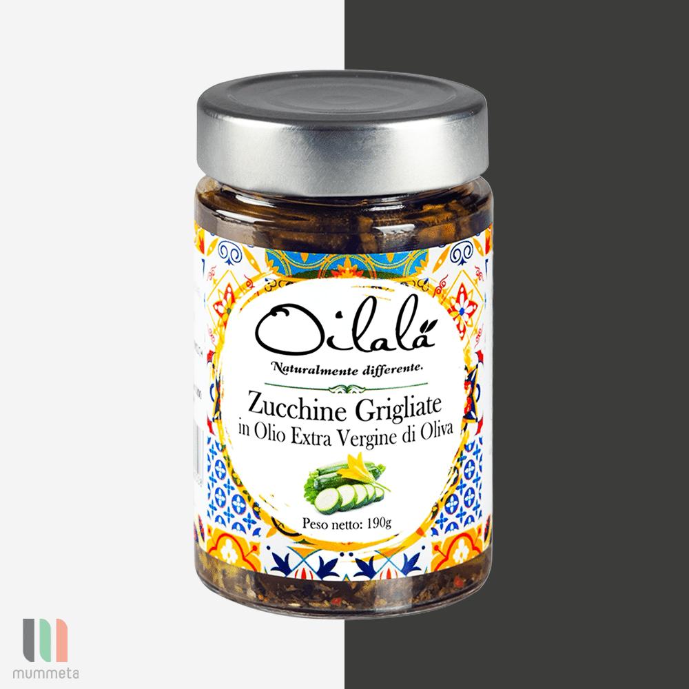 Azienda Agricola Oilalà Zucchine Grigliate Oilala