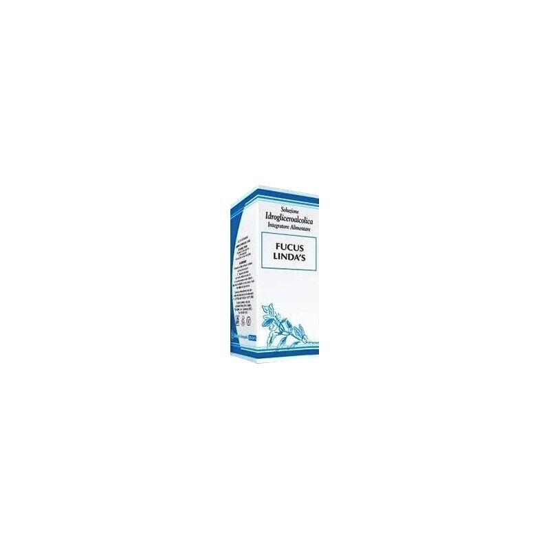 linda's lab. omeopatici fucus linda's gocce rimedio fitoterapico per la cellulite 50 ml