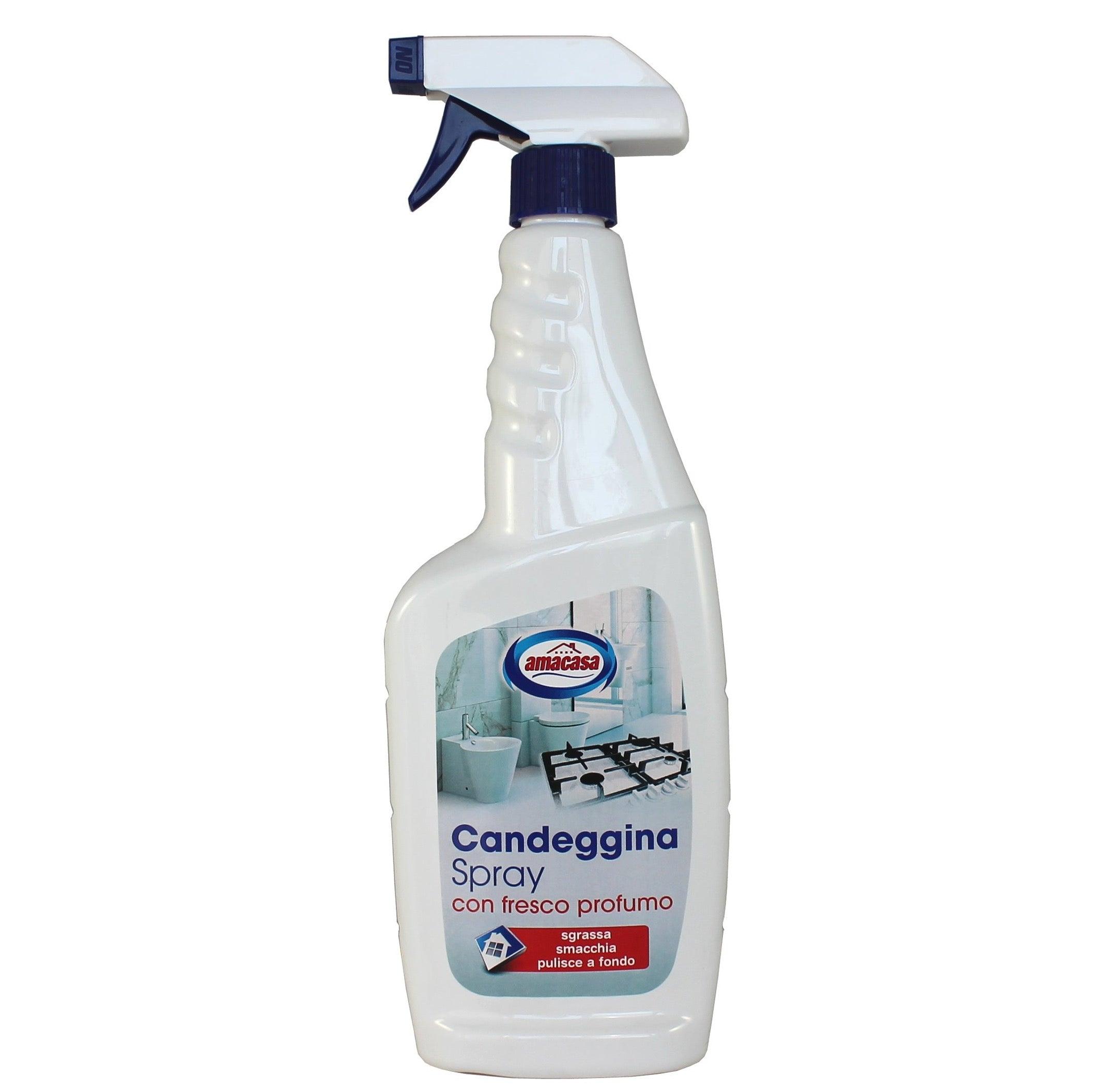 New Fador Candeggina Spray Igienizzante Da Ml750