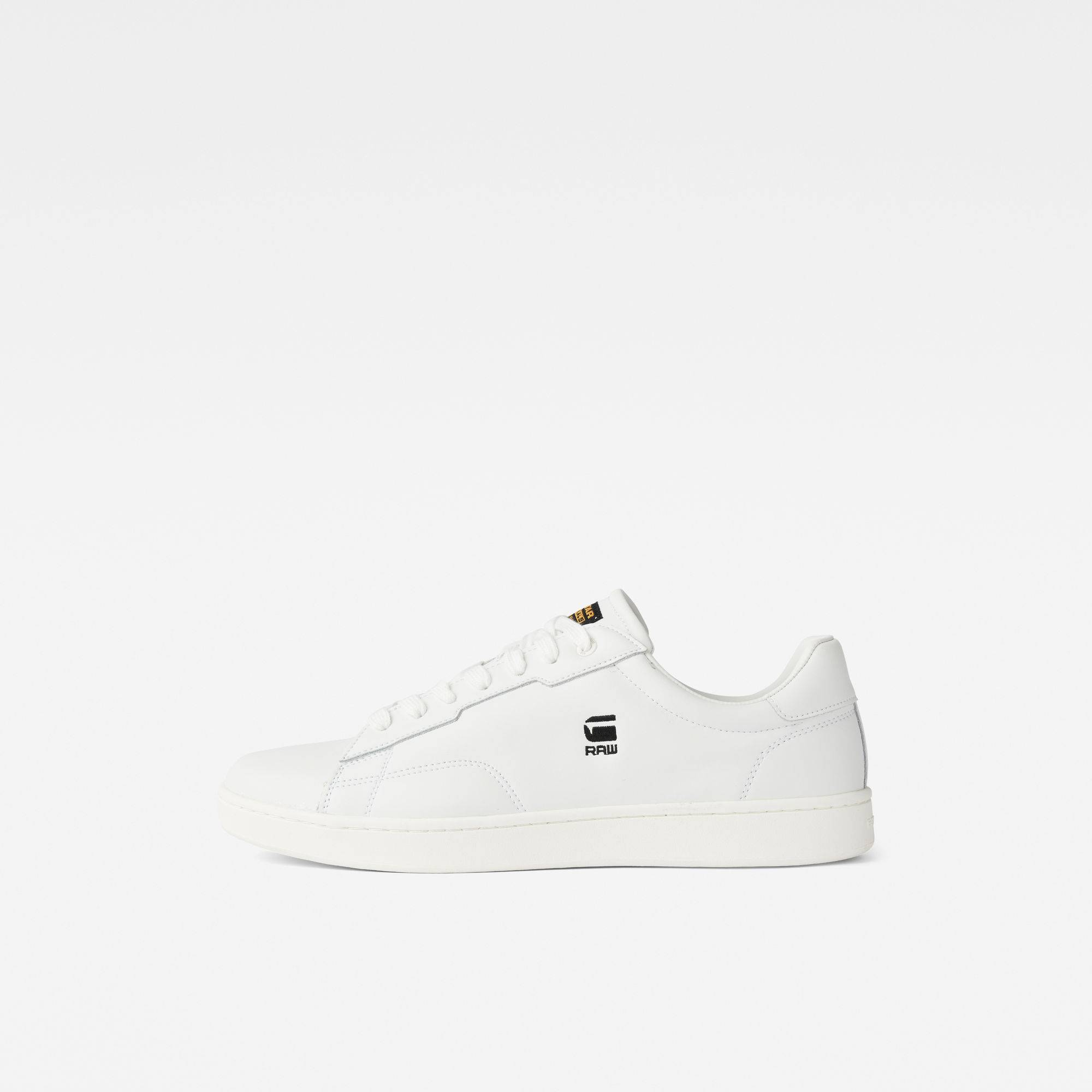 G-Star RAW Cadet Leather Sneakers White Men
