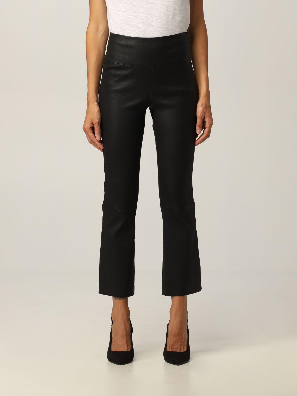 theory pantalone theory donna colore nero