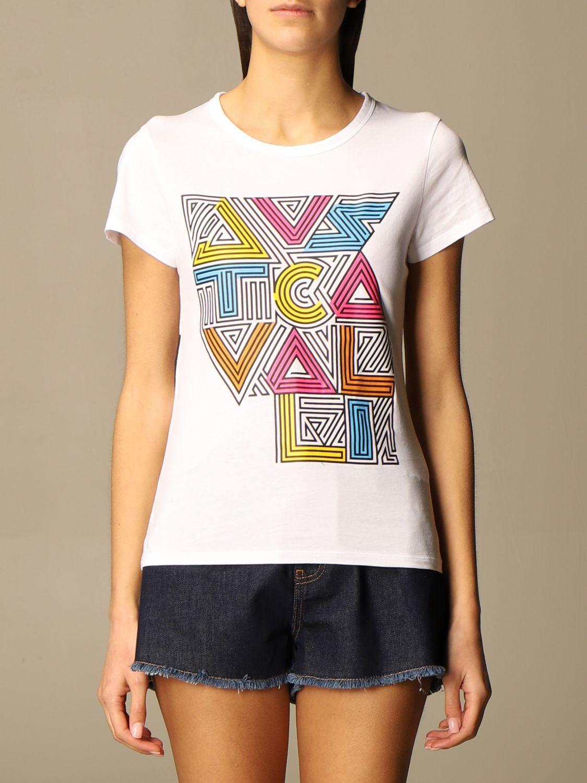 Just Cavalli Tshirt Just Cavalli con stampa logo