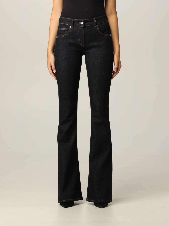 Blumarine Jeans a zampa Blumarine a 5 tasche