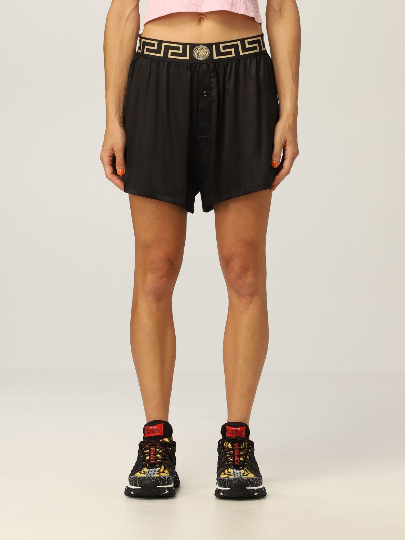 Versace Pantaloncino pigiama Versace in seta