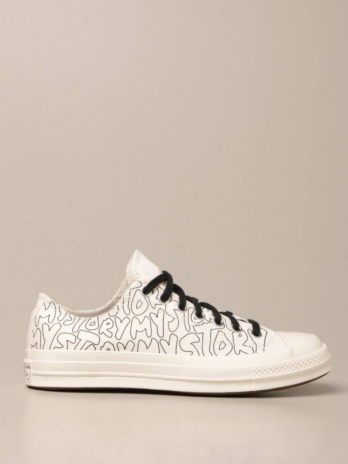 Converse Sneakers low top Converse in canvas stampato