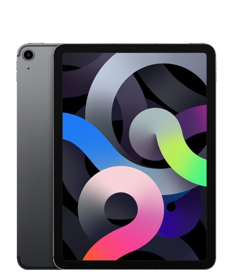 Apple iPad Air 4 10.9 WiFi+Cellular 64GB (2020) Space Grey MYGW2F (Garanzia Europa) Nuovo