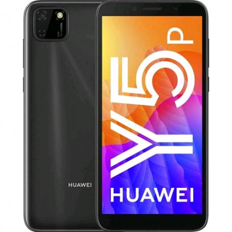Huawei Y5P (2020) Dual LTE 32GB 2GB RAM Midnight Black (DRA-LX9) (Doublesealed) (6901443386512) - EU Spec