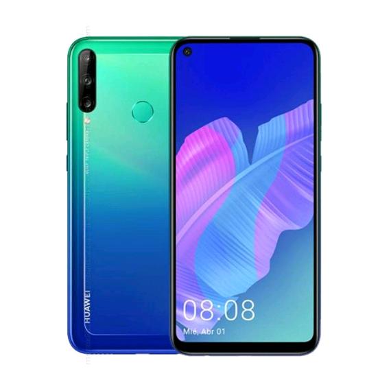 Huawei P40 Lite E Dual LTE 64GB 4GB RAM Aurora Blue (ART-L29) (6901443382323) - EU Spec