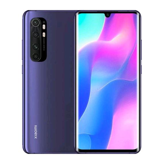 Xiaomi Mi Note 10 Lite Dual LTE 64GB 6GB RAM Nebula Purple (Doublesealed) (6941059641469) - Global spec with warranty